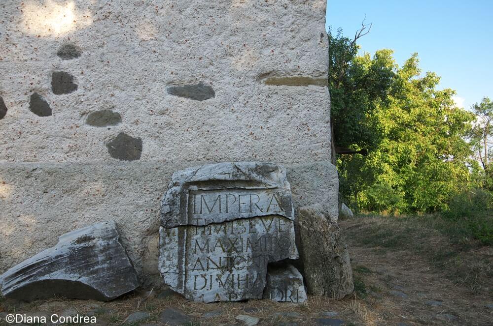 Vacation in Romania Densus