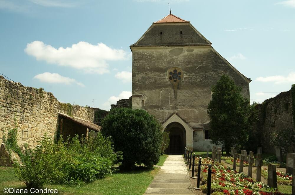 Carta Abbey Vacation in Romania