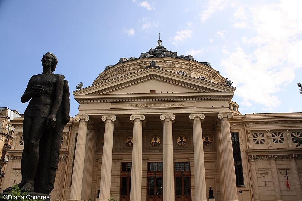 Bucharest Atheneum Vacation in Romania