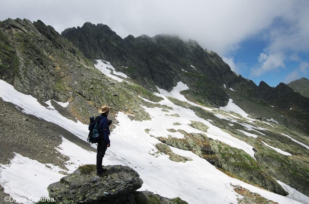 Fagaras Mountain Vacation in Romania